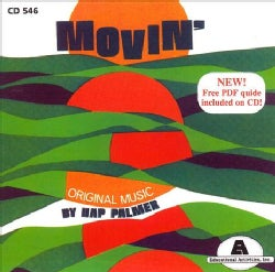 Hap Palmer - Movin'