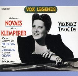 Guiomar Novaes - Piano Concerti