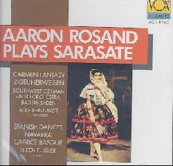 Various - Sarasate:Carmen Fantasy/Navarra
