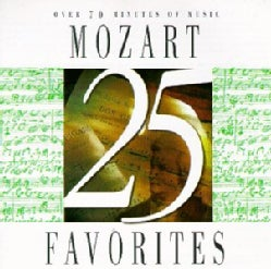 Various - 25 Mozart Favorites