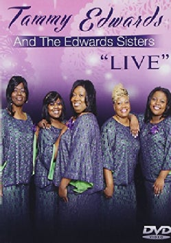 Live: Tammy Edwards and The Edwards Sisters (DVD)
