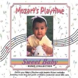 Wolfgang Amadeus Mozart - Sweet Baby Collection: Mozart's Playtime