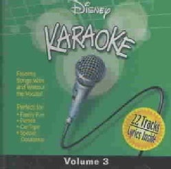 Disney's Karaoke Series - Disney Karaoke Volume 3