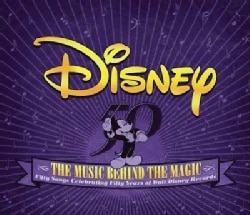 Various - Disney: The Music Behind the Magic