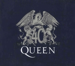 Queen - Queen 40th Anniversary Limited Edition Collector's Box Set