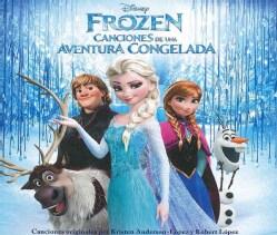 Various - Frozen Canciones De Una Aventura Congelada