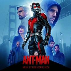 ANT-MAN - SOUNDTRACK