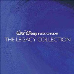 Various - Walt Disney Records: The Legacy Collection