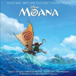 Various - Moana (OST)