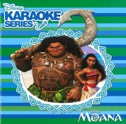 Various - Disney Karaoke Series: Moana