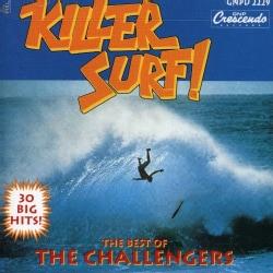 Challengers - Killer Surf-Best of Challengers