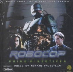 Soundtrack - Robocop-Tv Soundtrack