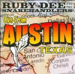 Ruby & The Snakehandlers Dee - Live From Austin Texas