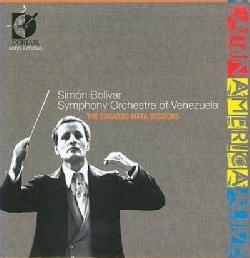 Youth Orchestra Of Venezuela - Latin America Alive: Eduardo Mata Sessions