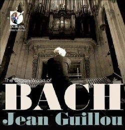 Jean Guillou - Bach: Organ Works of Bach