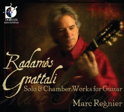 Marc Regnier - Gnattali: Solo & Chamber Works for Guitar