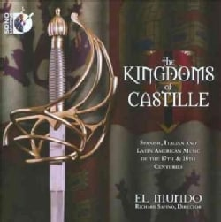 Various - The Kingdoms of Castille