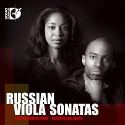 Eliesha Nelson - Eliesha Nelson Plays Russian Viola Sonatas