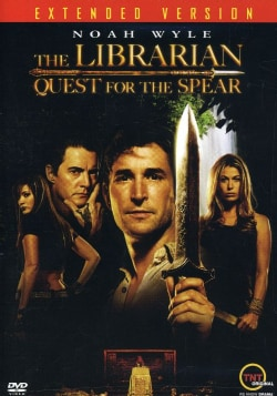 The Librarian: Quest for the Spear (DVD)