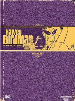 Harvey Birdman, Attorney at Law: Vol 1 (DVD)