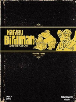 Harvey Birdman, Attorney at Law: Vol 3 (DVD)