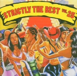 Various - Strictly the Best Volume 25 (Parental Advisory)