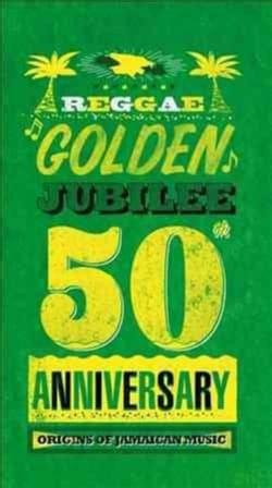 Various - Reggae Golden Jubilee: Origins Of Jamaican Music