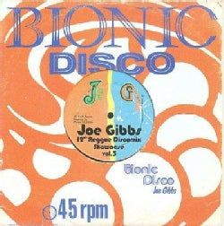 Joe Gibbs - Reggae Discomix Showcase Volume 3