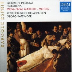 Regensburger Domspatzen - Palestrina: Mass 'Papae Marcelli', Motets