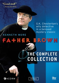 Father Brown: The Complete Collection (DVD)