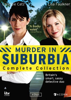 Murder In Suburbia: Complete Collection (DVD)