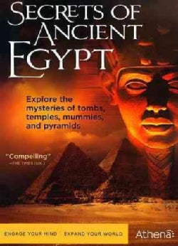 Secrets Of Ancient Egypt (DVD)