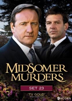 Midsomer Murders: Set 23 (DVD)