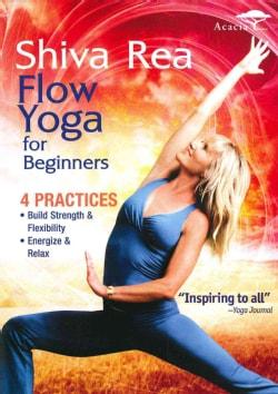 Shiva Rea: Flow Yoga For Beginners (DVD)