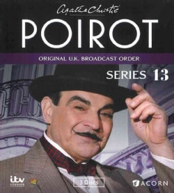 Poirot: Series 13 (Blu-ray Disc)