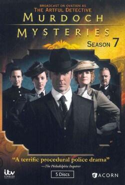 Murdoch Mysteries: Season 7 (DVD)