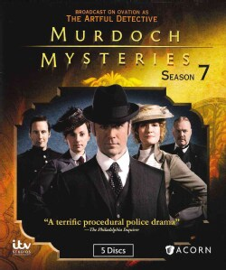 Murdoch Mysteries: Season 7 (Blu-ray Disc)