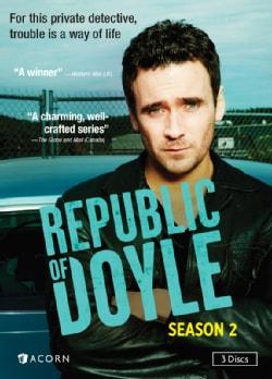 Republic of Doyle Season 2 (DVD)