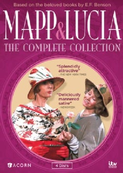 Mapp & Lucia: The Complete Collection (DVD)