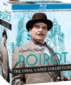 Poirot: The Final Cases Collection (Blu-ray Disc)