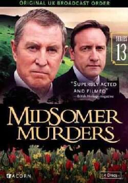 Midsomer Murders: Series 13 (DVD)