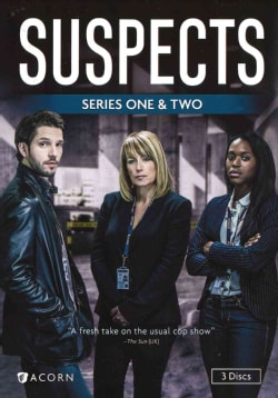 Suspects: Series 1 And 2 (DVD)