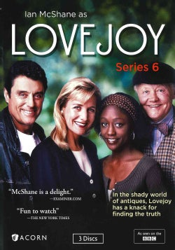 Lovejoy: Series 6 (DVD)