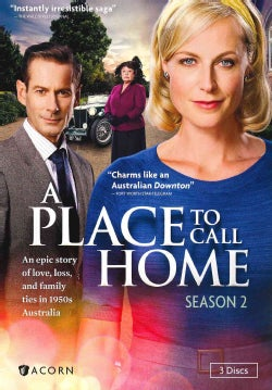 A Place To Call Home: Season 2 (DVD)