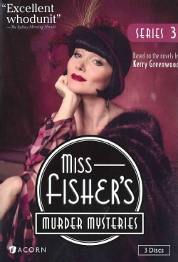 Miss Fisher's Murder Mysteries Series 3 (DVD)