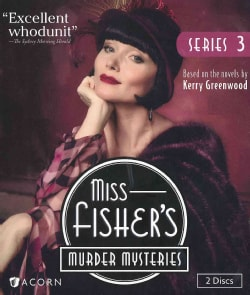 Miss Fisher's Murder Mysteries Series 3 (Blu-ray Disc)