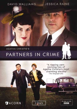 Agatha Christie's Partners In Crime (DVD)