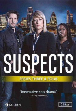 Suspects: Series 3 And 4 (DVD)