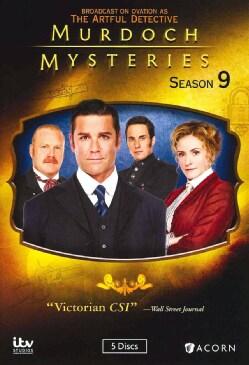 Murdoch Mysteries: Season 9 (DVD)