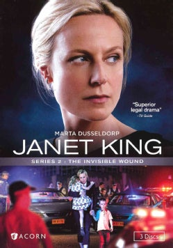 Janet King: Series 2 The Invisible Wound (DVD)